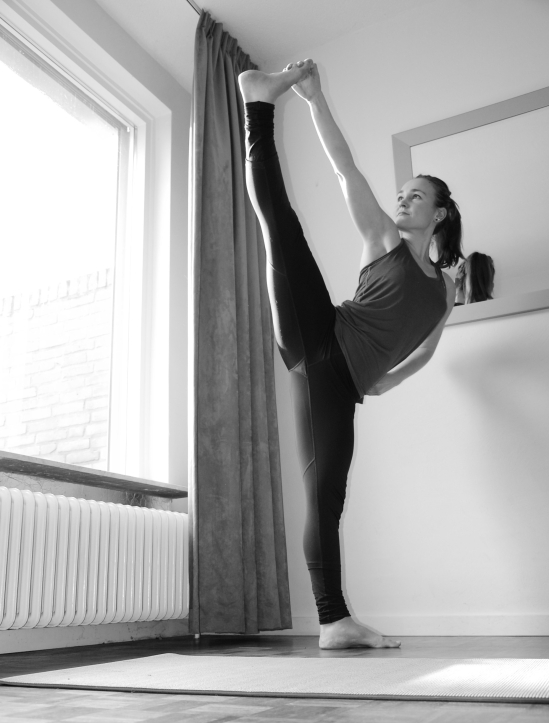 Personal Trainer Shanna - Eindhoven - Stretching
